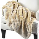 Online Designer Combined Living/Dining Chinchilla Throw