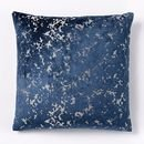 Online Designer Living Room Jacquard Velvet Distressed Pillow Covers