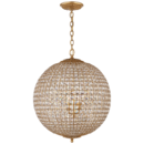 Online Designer Bedroom Renwick Large Sphere Chandelier