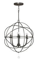 Online Designer Bathroom Gregoire 6-Light Candle-Style Chandelier by Willa Arlo Interiors