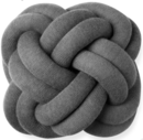 Online Designer Combined Living/Dining Knot cushion Gray