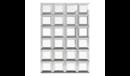Online Designer Combined Living/Dining Euclid Mirror