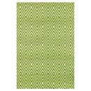 Online Designer Home/Small Office Dash and Albert Rugs Diamond Sprout/White 6'x9' (allmodern)