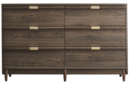 Online Designer Bedroom Greenbank 6 Drawer Dresser by Wade Logan