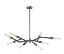 Online Designer Living Room WEWOKA 8-LIGHT SPUTNIK CHANDELIER