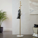 Online Designer Combined Living/Dining Deco Marble Coat Rack
