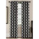 Online Designer Combined Living/Dining Florinda Curtain Panels