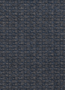 Online Designer Combined Living/Dining Blue Upholstery Fabric