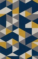 Online Designer Home/Small Office Surya Joan Geometric Area Rug