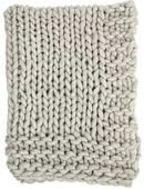 Online Designer Bedroom Clotilde Chunky Blend Knit Wool Throw