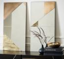Online Designer Living Room Roar + Rabbit™ Infinity Mirror Panel 1