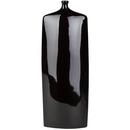 Online Designer Combined Living/Dining Black Tall Vase