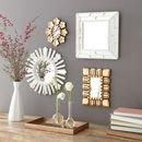 Online Designer Living Room Peruvian Artisan Mirrors