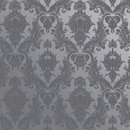 Online Designer Bedroom Damsel Textured Self Adhesive Wallpaper in Blue Pearl design by Tempaper