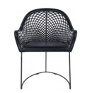 Online Designer Kitchen GUAPA P CHAIR BLACK