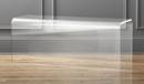 Online Designer Bedroom peekaboo acrylic bench