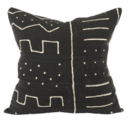 Online Designer Living Room MUD CLOTH PILLOW 22 – 1599