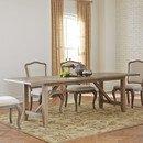 Online Designer Combined Living/Dining Draper Extending Dining Table
