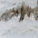Online Designer Combined Living/Dining 'Natural Mineral' by Blakely Bering Painting Print