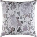 Online Designer Living Room Lavender Flowery Pillow