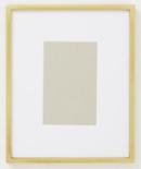 Online Designer Bathroom Gallery Frame, Polished Brass