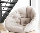 Online Designer Living Room Futon Chair Nest Convertible Futon Chair Bed