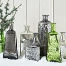 Online Designer Living Room Mercury Glass Bottle Vases