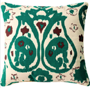 Online Designer Combined Living/Dining Haslett Throw Pillow (set of 2)