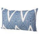 Online Designer Living Room Aarhus 100% Cotton Throw Pillow