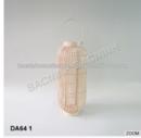 Online Designer Business/Office Creative design natural bamboo lantern