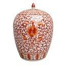 Online Designer Bedroom Twisted Lotus Ginger Jar
