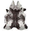 Online Designer Home/Small Office Ayi Faux Cowhide Rug