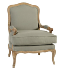 Online Designer Combined Living/Dining Louisa Bergere Chair
