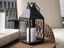 Online Designer Combined Living/Dining METAL LANTERN