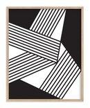 Online Designer Living Room untitled b+w #1 2012