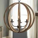 Online Designer Living Room Stanton 4-Light Candle-Style Chandelier