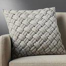 Online Designer Living Room jersey interknit pillow