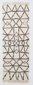 Online Designer Living Room Torres Wool Kilim - Iron