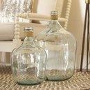 Online Designer Living Room Recycled Glass Table Vase
