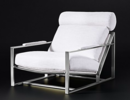 Online Designer Living Room MILO BAUGHMAN MODEL #3418, 1965 CHAIR