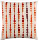 Online Designer Living Room Flying Colors Dewdrop Cotton Throw Pillow