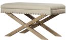 Online Designer Living Room Carlson Upholstered Storage Bench