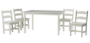 Online Designer Combined Living/Dining Rickey Kids 5 Piece Table & Chair Set
