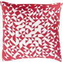 Online Designer Combined Living/Dining Icon Way Cotton Throw Pillow