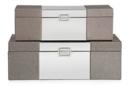 Online Designer Home/Small Office Celeste Boxes - Set of 2