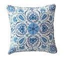 Online Designer Living Room Adya Suzani Print Pillow Cover