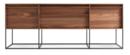 Online Designer Living Room Rule 2 Door / 2 Drawer Console
