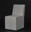 Online Designer Dining Room ELLISON FABRIC SIDE CHAIR
