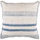 Online Designer Bedroom Flange  Cream Pillow