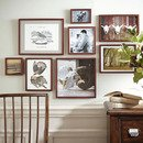 Online Designer Combined Living/Dining MEMENTO WOOD GALLERY PICTURE FRAME